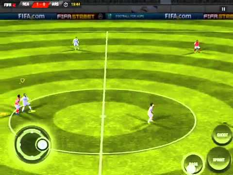 Fifa 12 Ipad Iphone Controller Fifa 12 Ipad Iphone