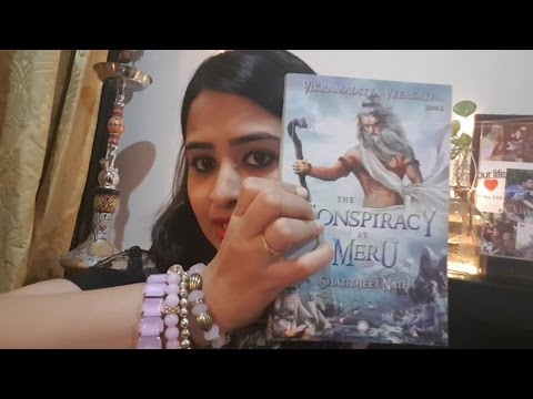 The Conspiracy at Meru by Shatrujeet Nath - Book Review