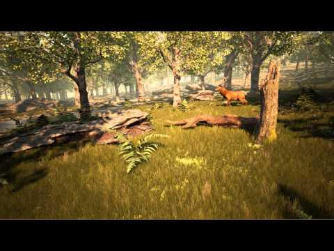 Repeat UE4 Speedtree Distance Field gi/ao test by Elliot - You2Repeat