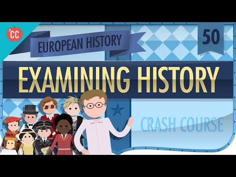 What History Was, Is, and Will Be: Crash Course European History #50