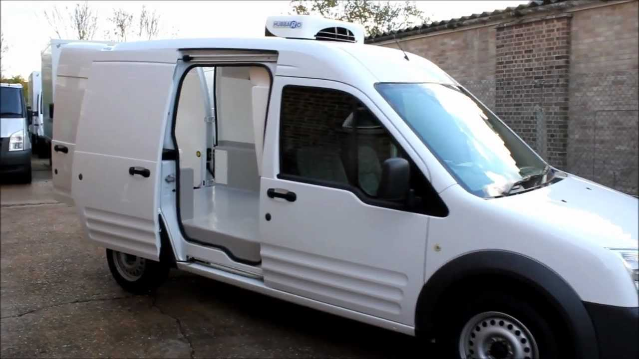 Refrigerated Vehicle 2010 Ford Transit Connect Lwb Youtube