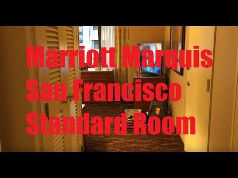 Marriott: Marquis San Francisco - Standard King Room