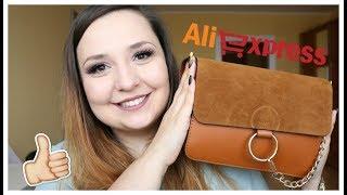 ALIEXPRESS HAUL ✨  Kupiłam torebkę!!!