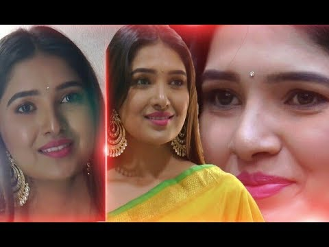Chinnathirai Nayanthara Vani Bhojan Cute Expression Candid Video | Deivamagal | Kings Of Comedy thumbnail