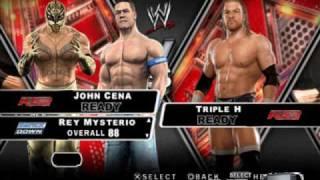 WWE SmackDown VS. Raw 2010 : GamePlay (Reviwe) [PSP]