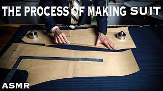 Making a Handmade Suit ll ASMR…