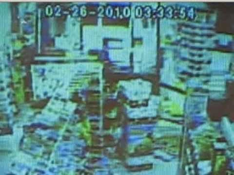 Thieves steal ATM in James City County, Virginia