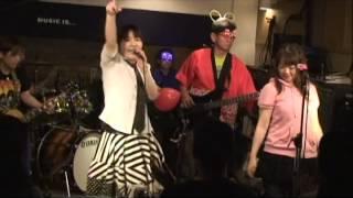 2015.5.24 立川CRAZY JAM☆Money Pit Babies/Get Crazy(プリンセスプリ...