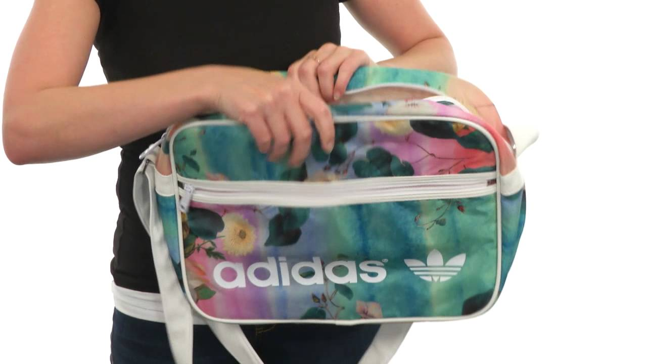 adidas Originals Farm Airliner Bag SKU  8260818 - YouTube 82c3839aa7