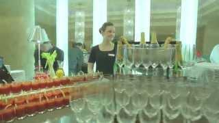 Marriott Astana Hotel opening - cocktail reception | Открытие отеля Астана Марриотт(, 2014-11-28T13:01:32.000Z)