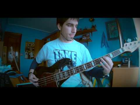 Reel Big Fish - Take On Me - Bass Cover