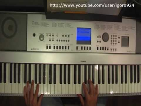 Как играть джаз на фортепиано: буги-вуги, 1 урок. How to play jazz on piano: boogie-woogie, lesson 1