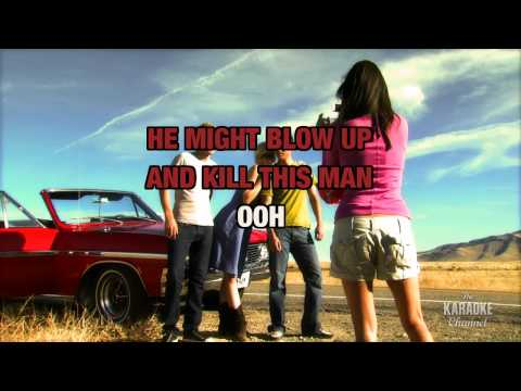 """Achy Breaky Heart in the Style of """"Billy Ray Cyrus"""" with lyrics (no lead vocal)"""