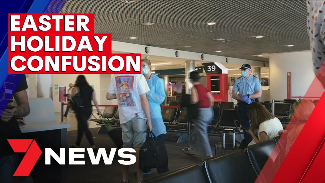 Easter holiday plans are in limbo after another COVID-19 case was detected in Brisbane | 7NEWS