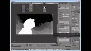 Blender Basic Chroma Key Setup