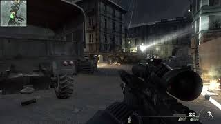 Call of Duty Modern Warfare 3  - Special Ops - Resistance Movement - Veteran Difficulty
