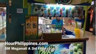 Buko Loco SM Megamall by HourPhilippines.com