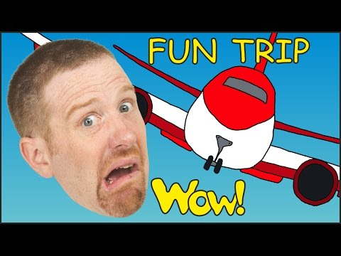 Download Kids Family Fun Trip with Steve and Maggie | Short English Stories for Children from Wow English TV