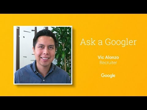 What's it like to be a Recruiter? — Ask a Googler