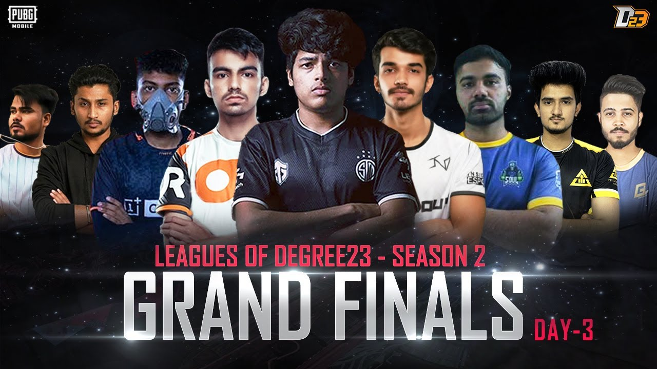 Download LEAGUES OF D23 GRAND FINALS | FT - TSM , IND , OR , GODL , GE , WALKOUTS