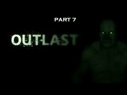 SCARY GAME OUTLAST PLAYSTATION 4 | WATCH...