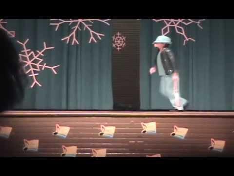 Ben Knox dances to Jam