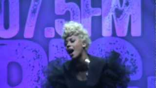 Keyshia Cole - Trust And Believe / Chicago Big Jam 2012
