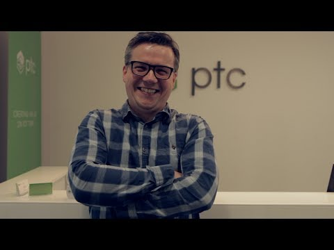 PTC's Dublin office is building a cloud-based microservice architecture