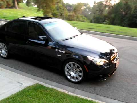 2008 bmw m5500 hp youtube