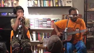 Fourtwnty - Puisi Alam (Acoustic Live at Kios Ojo Keos, Jakarta 20/08/2019)