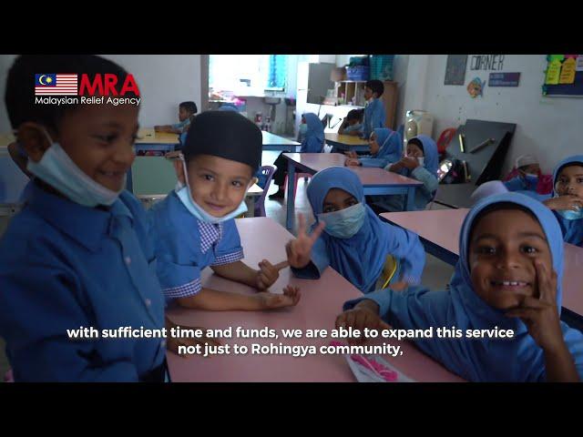 𝐄𝐃𝐔𝐂𝐀𝐓𝐈𝐎𝐍 𝐅𝐎𝐑 𝐄𝐕𝐄𝐑𝐘𝐎𝐍𝐄 : Rohingya Community School