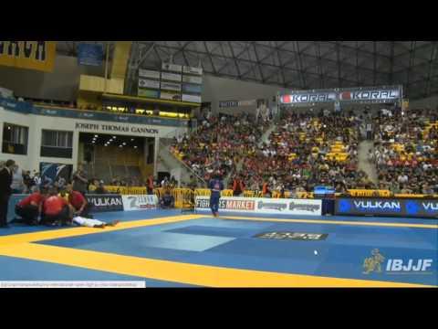 Worlds Jiu Jitsu SPINE INJURY - Paralyzed Alan Douglas injury
