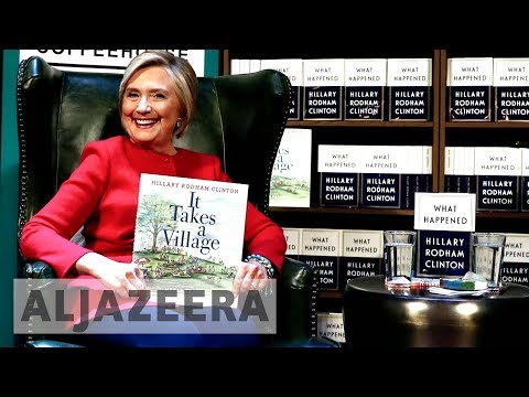 The Listening Post - 'What Happened': Hillary Clinton and the media