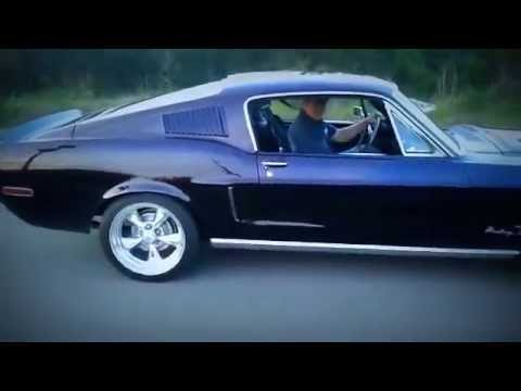 Back To The Future With Mustang 68 Fastback Shelby 427
