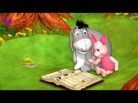 Playhouse Disney's The Book Of Pooh: A Story Without A Tail (2002)