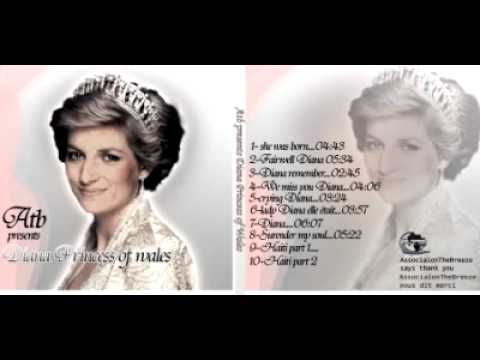 LADY DIANA_She was born for the freedom of the nation (Association The Breeze) by ATB RECORDS