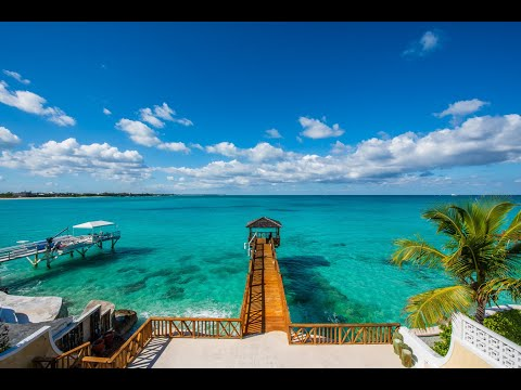 Ultimate Oceanfront Oasis in Old Fort Bay, Bahamas | Damianos Sotheby's International Realty