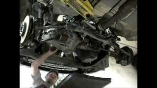 2006 Toyota Corolla 1ZZ-FE Clutch and Rear Main Seal Replacement