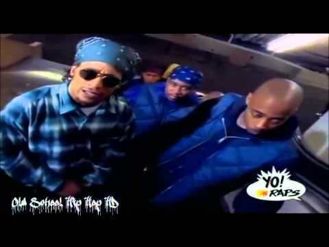 Brand Nubian  Punks Jump Up To Get Beat Down HD 1992