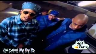 Brand Nubian - Punks Jump Up To Get Beat Down HD (1992)