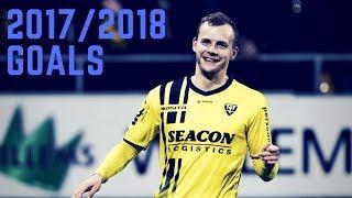 Lennart thy ● goals 2017/2018 ● vvv venlo