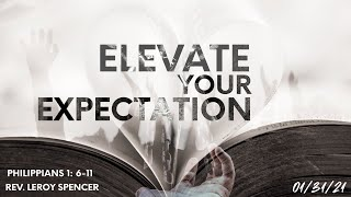 Elevate Your Expectation