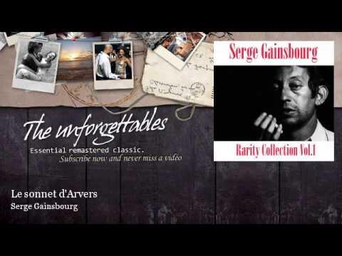 Serge Gainsbourg - Le sonnet d'Arvers mp3