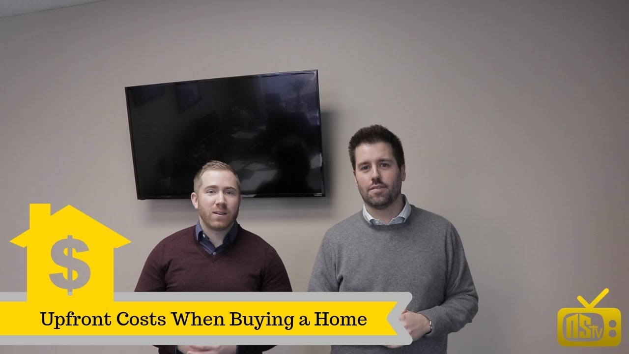 Upfront Costs When Investing In Your Next Home