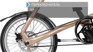 обзор велосипеда STRIDA SD 2018