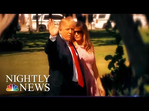 TV Anchors Decrying 'Fake' News Puts Spotlight On Sinclair Broadcast Group | NBC Nightly News