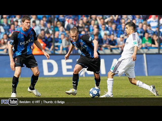 2009-2010 - Jupiler Pro League - PlayOff 1 - 06. Club Brugge - RSC Anderlecht 1-2