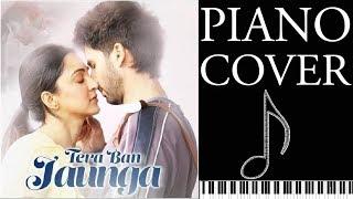 tera-ban-jaunga-on-keyboard-piano-cover-instrumental