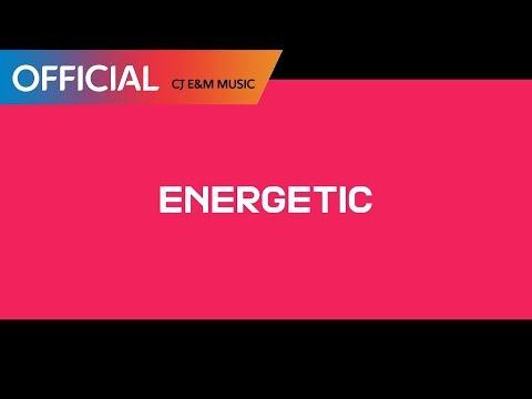 Wanna One (워너원) - 에너제틱 (Energetic) Teaser