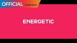 Wanna One (워너원) - 에너제틱 (Energetic) (Teaser)